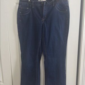 LMS bootleg jeans